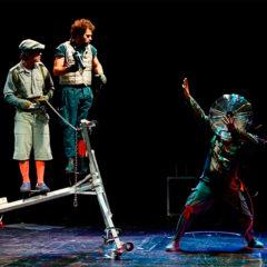 El viaje de Ulises en Teatro Reina Sofía en Zamora