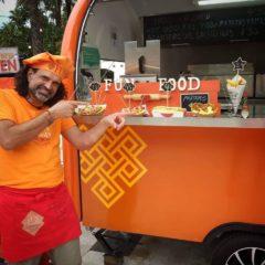 El Street Food Market visitará Elda con conciertos en directo