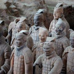 Los guerreros de Xi'An llegarán al MARQ en noviembre de 2020