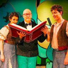 Hansel y Gretel, un cuento musical en Nuevo Teatro Alcalá en Madrid