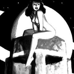 Javi Godoy. Ilustraciones 2015 – 2019 en Estudio 64 en Valencia