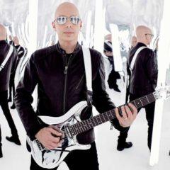 Concierto de Joe Satriani en La Riviera en Madrid