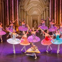 La Bella Durmiente (Ballet de San Petersburgo) en Teatro Municipal Bergidum en León