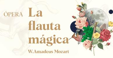 La Flauta Mágica, Opera en dos actos en el Gran Teatro de Córdoba