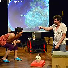 La mudanza en Teatro Auditorio Ciudad de Alcobendas en Madrid