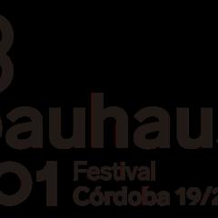 Festival Bauhaus 101. Festival Córdoba 19/20