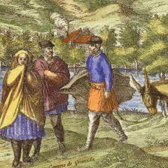 Los moriscos en el reino de Granada en Cuarto Real de Santo Domingo