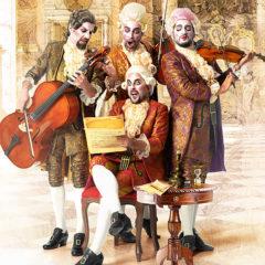 Maestrissimo (Pagagnini 2) en Auditorio Villa de Colmenar Viejo en Madrid