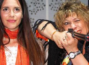 Mi madre, Serrat y yo en Teatro Auditorio de Cuenca