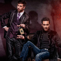 Mistery en Teatro Josep Carreras en Madrid