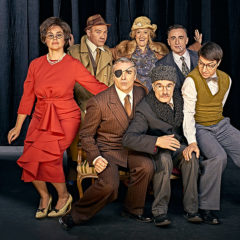 Nekrassov en Teatro Principal en Valencia