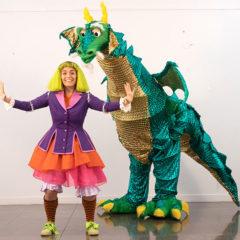 Nora y el dragón en Teatros Luchana en Madrid