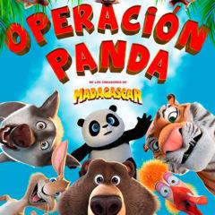 Estreno de Operación Panda el 23 de enero