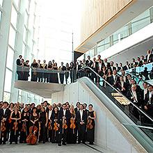 Concierto de Orquesta de la Comunidad de Madrid + Joan Enric Lluna (clarinete) en Auditorio Nacional de Música