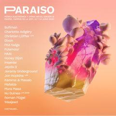 Concierto de Paraíso Festival 2020 en Campus Universitario de la UCM en Madrid