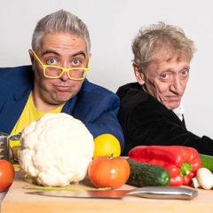 Pesadilla en la comedia. Una comedia con mucha grasa en Teatro Juan Bravo en Segovia