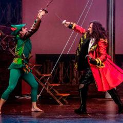 Peter Pan, el musical (María Pareja) en Teatro Maravillas en Madrid