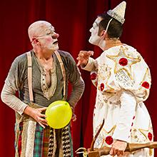 Rhum en Teatre Municipal de Balaguer en Lleida