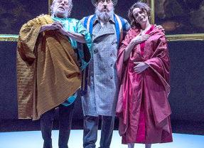 Señor Ruiseñor en Teatro Palacio de la Audiencia en Soria