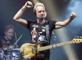 Sting, la primera gran confirmación de Vigo en Festas 2020