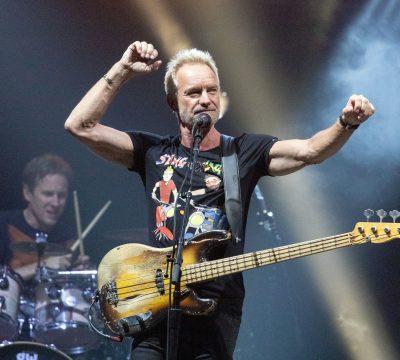 Sting aplaza su concierto en Vigo