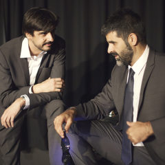 Sueños y visiones de Rodrigo Rato en Corral de Comedias de Alcalá de Henares en Madrid