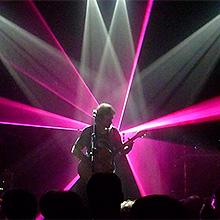 Concierto de The Pink Tones en La Riviera en Madrid
