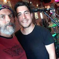 Three Green Froggsactuará en directo en el Carnaval del Jendrix Rock Bar