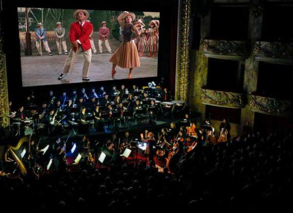 Concierto de Un americano en París con orquesta en Cine Palafox en Zaragoza