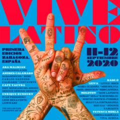 Concierto de Vive Latino 2020 en Recinto Expo Zaragoza 2008