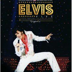 Espectáculo Elvis Vive en Cultural Caja de Burgos