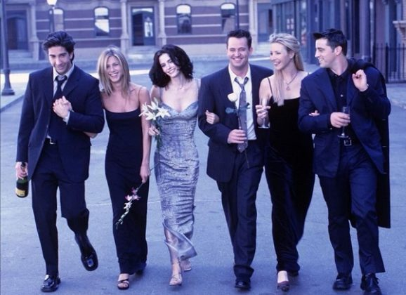 Los actores de 'Friends', cerca de HBO