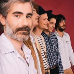 Aaron Rux & The Crying Cowboys en Concierto en Sala Gramola GPS