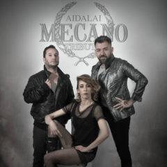 Aidalai (Tributo a Mecano) en La Cochera Cabaret de Málaga