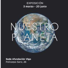 Nuestro planeta, exposición de Netflix en Vigo