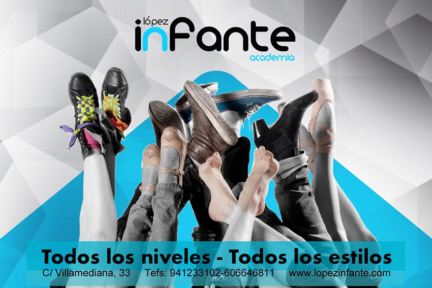 Danceday en López Infante