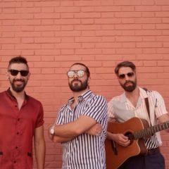 Concierto de Aslándticos en La Cochera Cabaret de Málaga