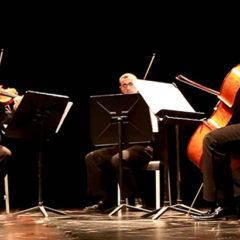 Cuarteto con Fuoco en el Auditoio del Museo Picasso Málaga APLAZADO