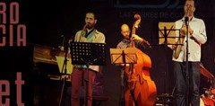 Curro García Quintet en concierto