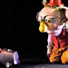 El Abrigo de Yorick en el Teatro Echegaray de Málaga