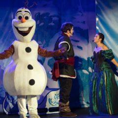 El Origen del Hielo. Tributo a Frozen, espectáculo en Pontevedra