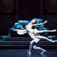 Estrellas y solistas del Ballet de la Scala de Milán