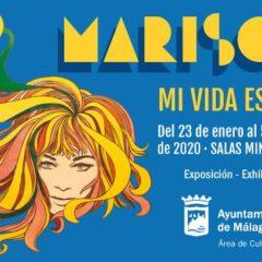 Exposición Marisol – Mi vida es mía en el Archivo Municipal de Málaga