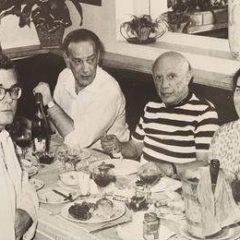 Exposición «Trozo de piel» Cela-Picasso pasiones compartidas en la Fundación Picasso Casa Natal de Málaga