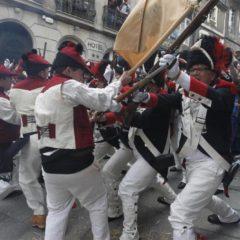 La Fiesta de la Reconquista, la celebración grande de Vigo. Cancelado