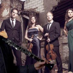 José Luis Estellés y Cuarteto de cuerda Carducci