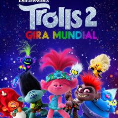 Kinépolis Granada estrena Trolls2 dentro de su programa Kinépolis Family