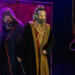 'La vida es sueño' en el Palacio de Festivales
