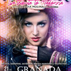 Remember – Live Tribute to Madonna en el Palacio de Congresos de Granada