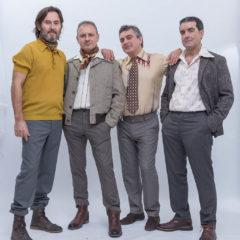 No me pises que llevo chanclas presenta Rock con Tomate en La Cochera Cabaret de Málaga